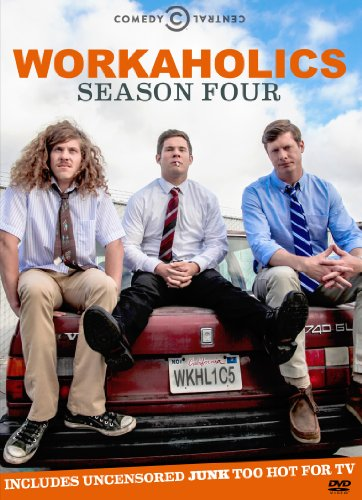 Workaholics: Season 4 DVD