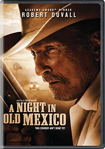 A Night in Old Mexico DVD
