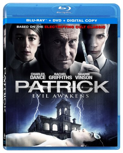Patrick: Evil Awakens - Combo Pack [Blu-ray] DVD