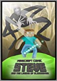 Free Kindle Book : Minecraft Comic: Steve and the Legend of Slenderman