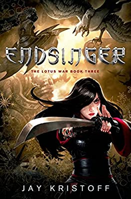 BOOK REVIEW: Endsinger by Jay Kristoff