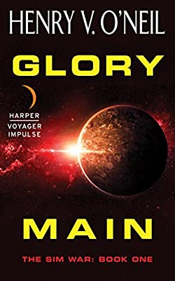INTERVIEW: Henry V. O'Neil Talks About His Military Science Fiction Novel GLORY MAIN
