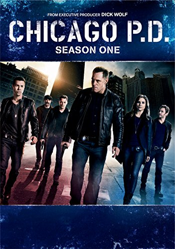 Chicago P.D. Season One DVD