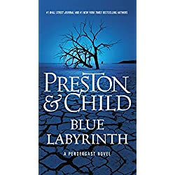 Blue Labyrinth (Pendergast Series Book 14)