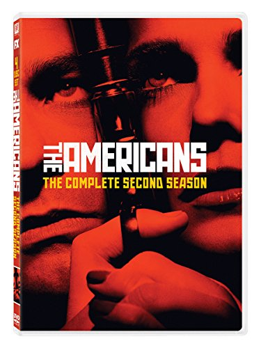 The Americans: Season 2 DVD