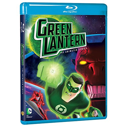 Green Lantern: The Animated Series cover
