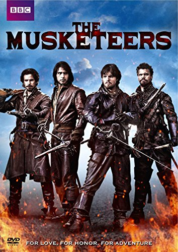The Musketeers DVD