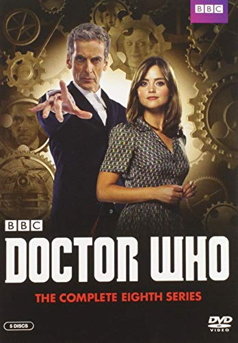 Doctor Who: Season 8 DVD
