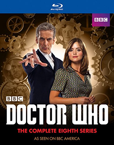 Doctor Who: Season 8 [Blu-ray] DVD
