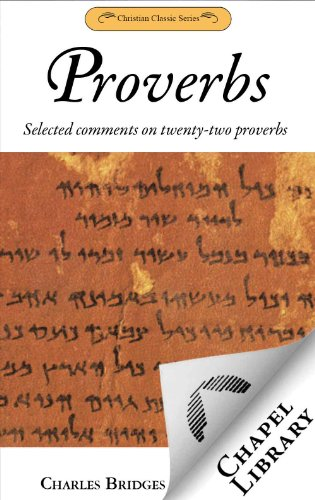 Selected Comments on Twenty-Two Proverbs