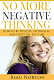 Free eBook - No More Negative Thinking