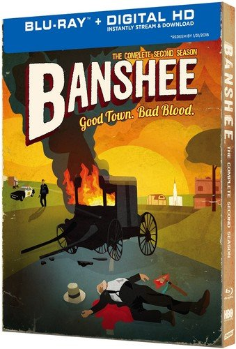 Banshee: Season 2 BD [Blu-ray] DVD