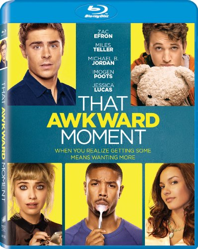 That Awkward Moment [Blu-ray] DVD