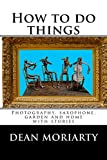 Free Kindle Book : How to do things
