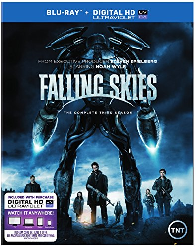Falling Skies: Season 3 [Blu-ray] DVD