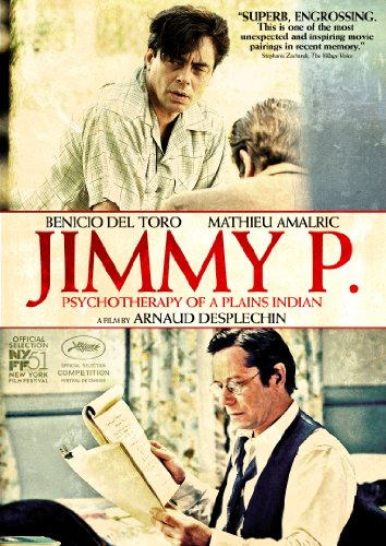 Jimmy P. DVD
