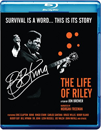B.B. King: The Life of Riley [Blu-ray] DVD