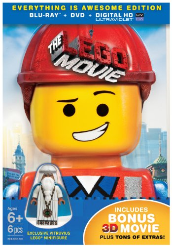 The LEGO Movie: Everything Is Awesome Edition DVD