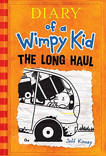 Books on Sale: The Long Haul by Jeff Kinney & More