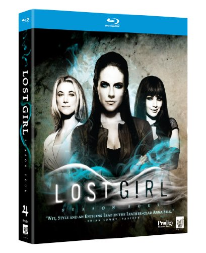 Lost Girl: Season 4 [Blu-ray] DVD