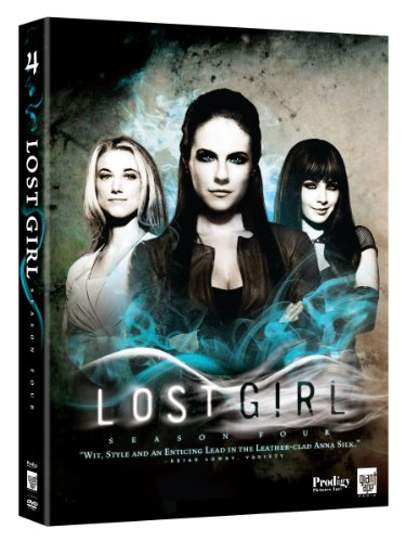 Lost Girl-Season 4 DVD