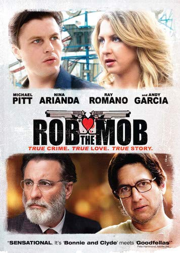 Rob the Mob DVD
