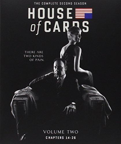 House of Cards-Complete Second Season  DVD