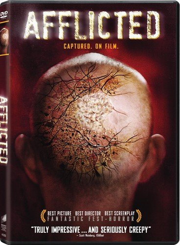 Afflicted DVD