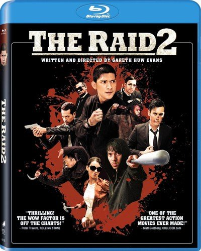 The Raid 2 [Blu-ray] DVD