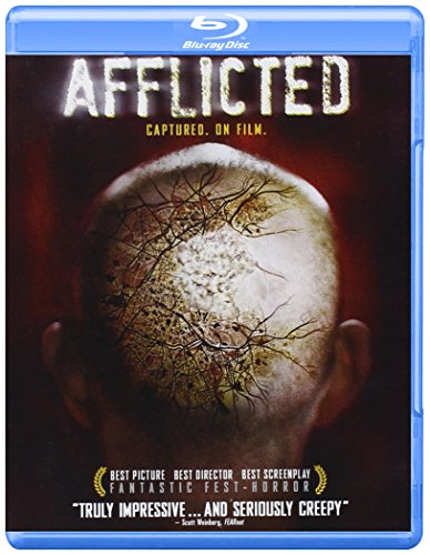 Afflicted [Blu-ray] DVD