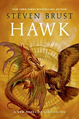 BOOK REVIEW: Hawk by Steven Brust