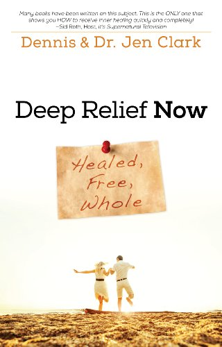 Deep Relief Now: Free, Healed, and Whole