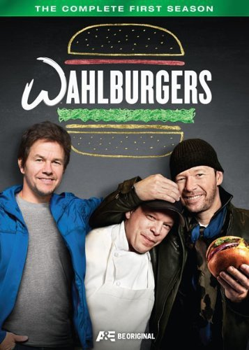 The Wahlburgers: Season 1 DVD