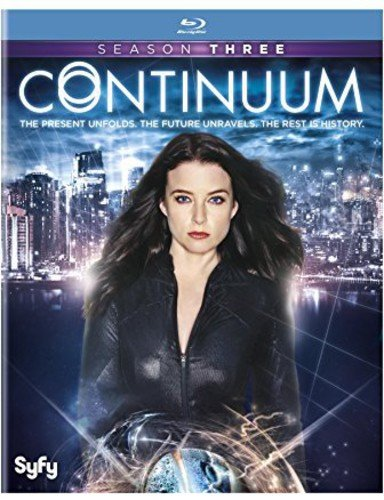 Continuum: Season 3 [Blu-ray] DVD