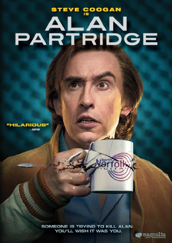Alan Partridge DVD