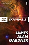 Book Cover: Expendable by James Alan Gardner