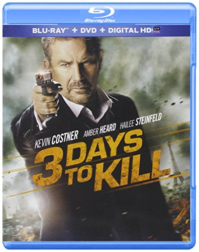 3 Days To Kill [Blu-ray] DVD