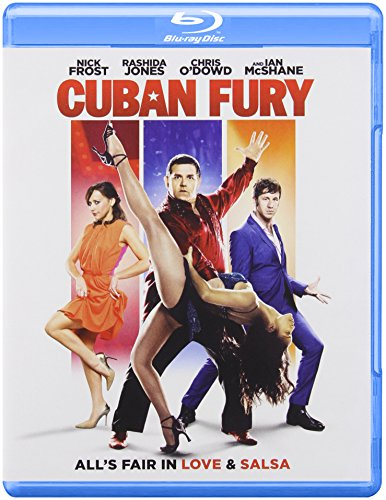 Cuban Fury [Blu-ray] DVD