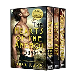 Hearts of the Anemoi Bundle (3 Books in 1)