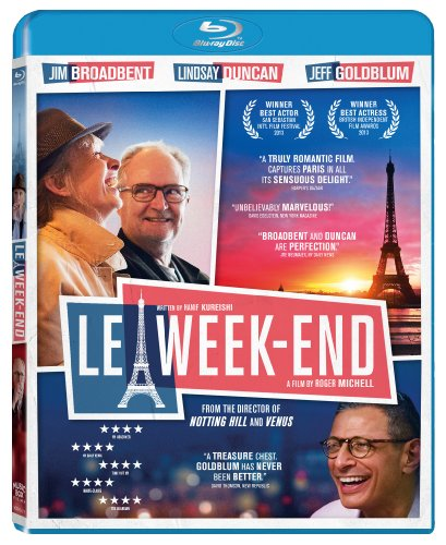 Le Week-End [Blu-ray] DVD
