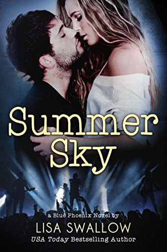 Summer Sky by Lisa Swallow