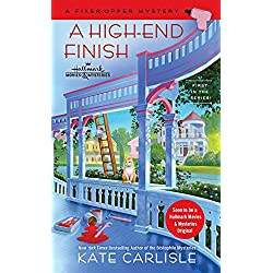 A High-End Finish (A Fixer-Upper Mystery Book 1)