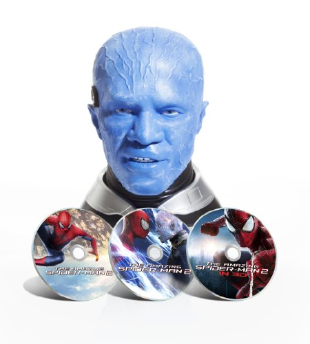 The Amazing Spider-Man 2: Electro Collector's Edition  DVD