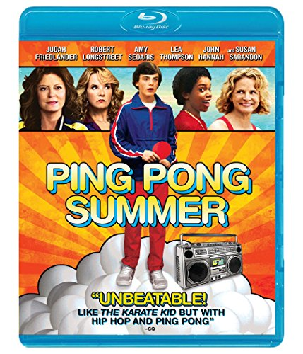 Ping Pong Summer [Blu-ray] DVD