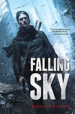 Did You Hear FALLING SKY Author Rajan Khanna on The Functional Nerds Podcast?