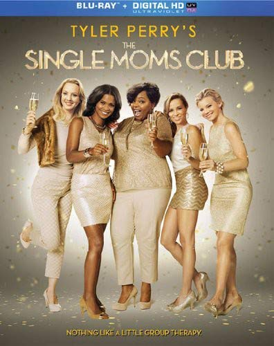 Tyler Perry's Single Moms Club [Blu-ray] DVD