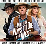 A Million Ways to Die in the West Soundtrack
