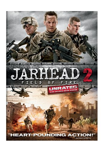 Jarhead 2: Field of Fire - Unrated Edition DVD