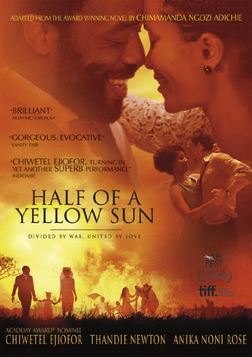 Half of a Yellow Sun DVD