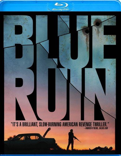 Blue Ruin [Blu-ray] DVD